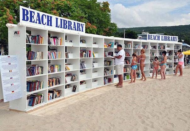 5 Perpustakaan Paling Unik diDunia